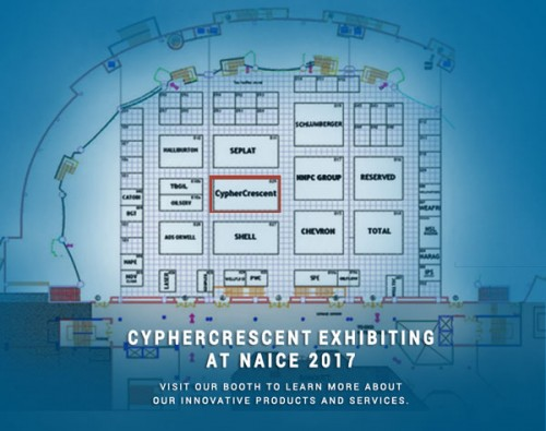 Catch CypherCrescent and Team at NAICE 2017