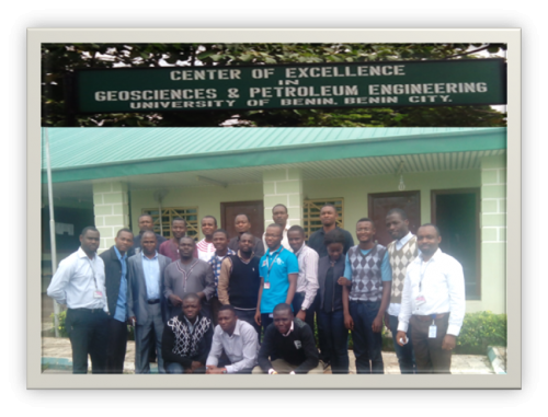 CypherCrescent visits Center of Excellence, University of Benin