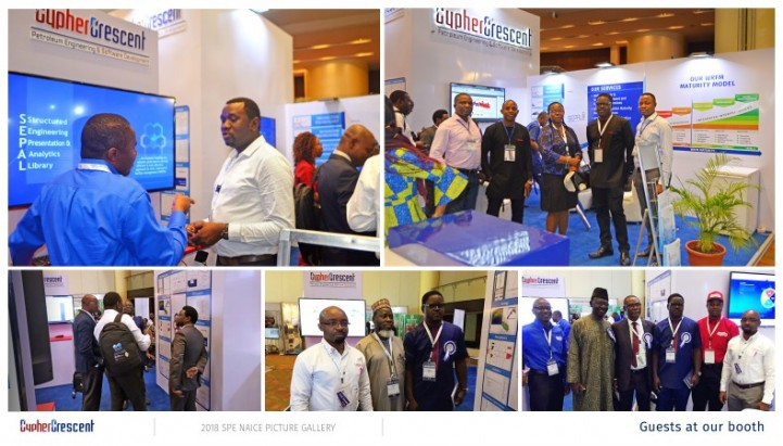 CypherCrescent Showcases Innovative Technologies at SPE NAICE 2018