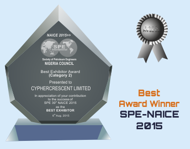 NAICE BEST EXIBITOR 2014 AWARD